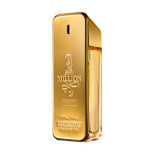Paco Rabanne 1 Million Absolutely Gold 100ml Pure Perfume Spray Tester